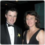 Richard Beddie & Susan Devoy