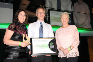 Skills Active Org Award
